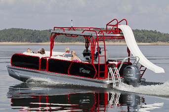 Star Powersports - Aloha Pontoon Boats - Tropical Series