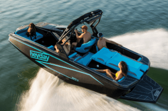 Star Powersports - Heydey Wake Boats - WT-1SC Model